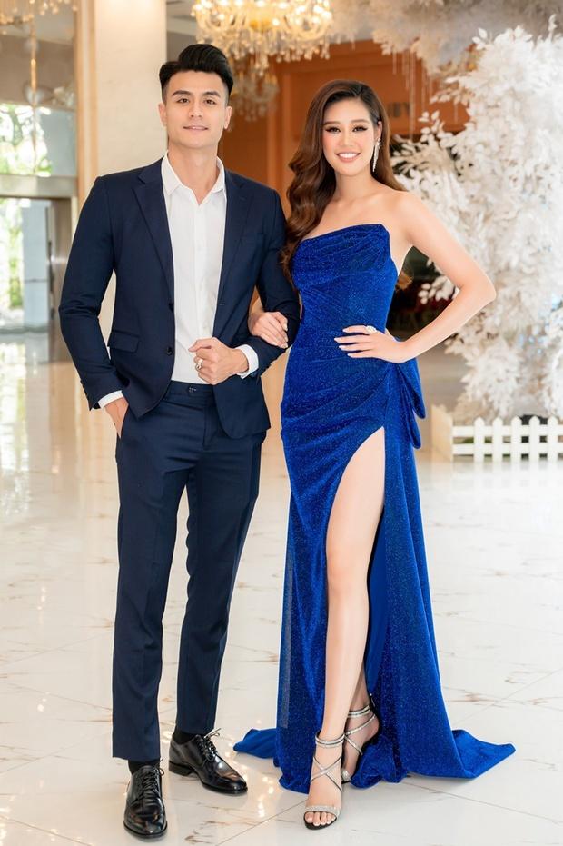 Trước thềm sang Mỹ thi Miss Universe 2020, Khánh Vân lên tiếng nói rõ tin đồn hẹn hò siêu mẫu Vĩnh Thuỵ - Ảnh 6.