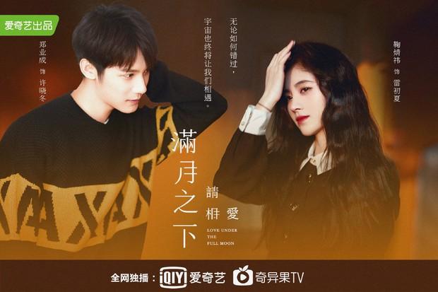 Cúc Tịnh Y vẫn bị chê make up lố ở phim hiện đại mới, netizen quay xe khen bạn diễn đẹp trai muốn xỉu? - Ảnh 2.
