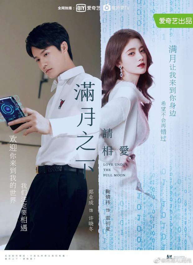 Cúc Tịnh Y vẫn bị chê make up lố ở phim hiện đại mới, netizen quay xe khen bạn diễn đẹp trai muốn xỉu? - Ảnh 1.