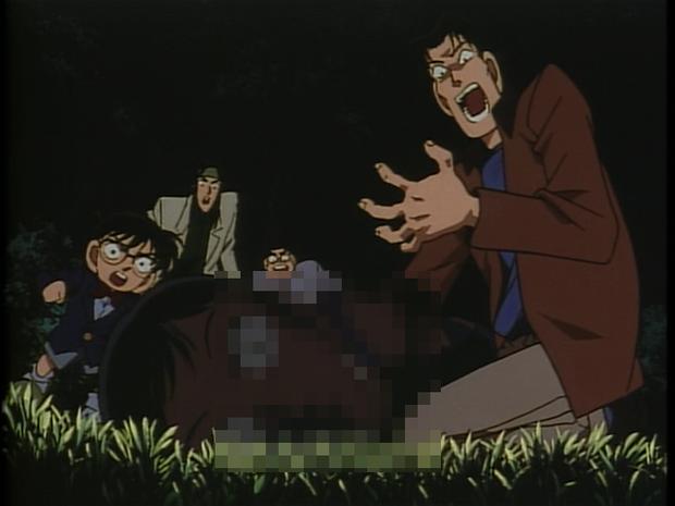 5 vụ án ghê rợn nhất Conan do netizen bình chọn: Ma nữ áo đỏ tàn độc chưa khiếp vía bằng thi thể ma cà rồng tự sát - Ảnh 10.