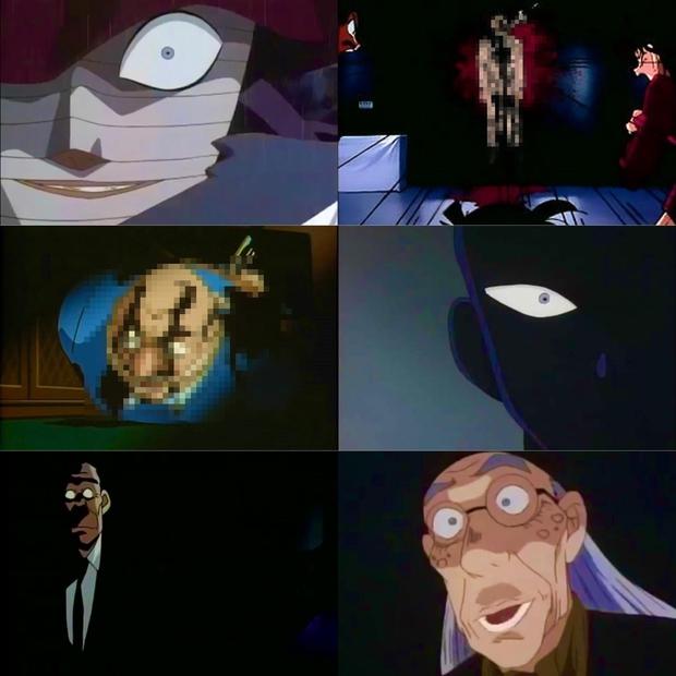 5 vụ án ghê rợn nhất Conan do netizen bình chọn: Ma nữ áo đỏ tàn độc chưa khiếp vía bằng thi thể ma cà rồng tự sát - Ảnh 1.