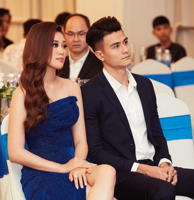 Trước thềm sang Mỹ thi Miss Universe 2020, Khánh Vân lên tiếng nói rõ tin đồn hẹn hò siêu mẫu Vĩnh Thuỵ - Ảnh 4.