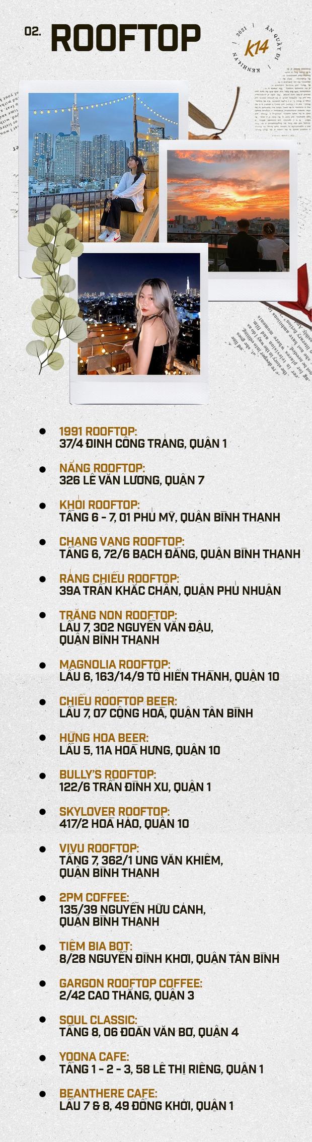 Tất tần tật những nơi để đi nếu dịp lễ này bạn vẫn phải chôn chân tại Sài Gòn: Cần gì du lịch xa mà vẫn vui! - Ảnh 2.
