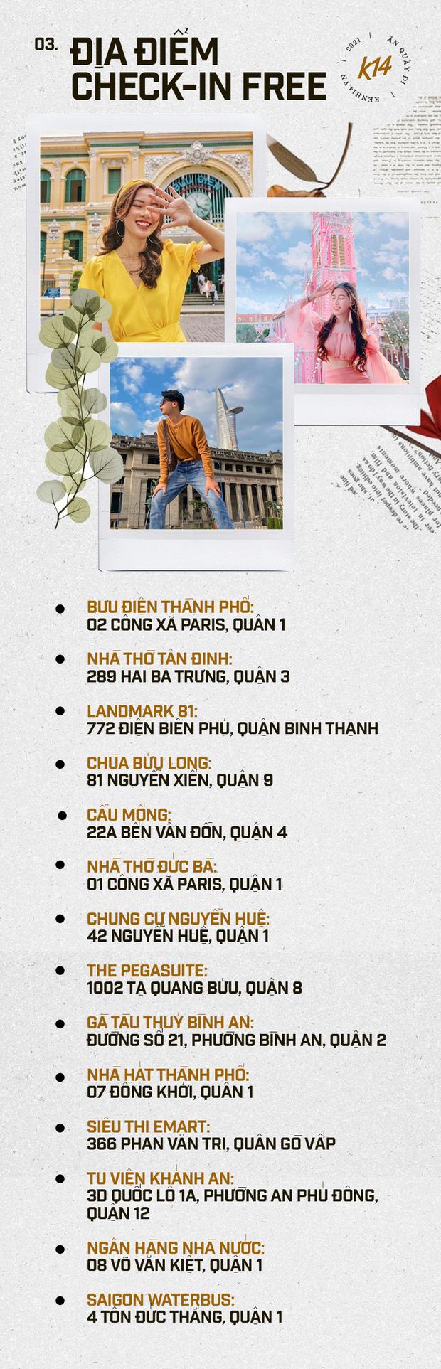 Tất tần tật những nơi để đi nếu dịp lễ này bạn vẫn phải chôn chân tại Sài Gòn: Cần gì du lịch xa mà vẫn vui! - Ảnh 3.