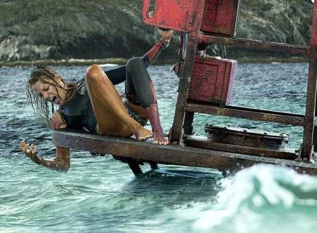 Để con gái đỡ nghiện Baby Shark, Deadpool Ryan Reynolds cho bé xem luôn phim cá mập ăn thịt người do... mẹ ruột đóng - Ảnh 5.
