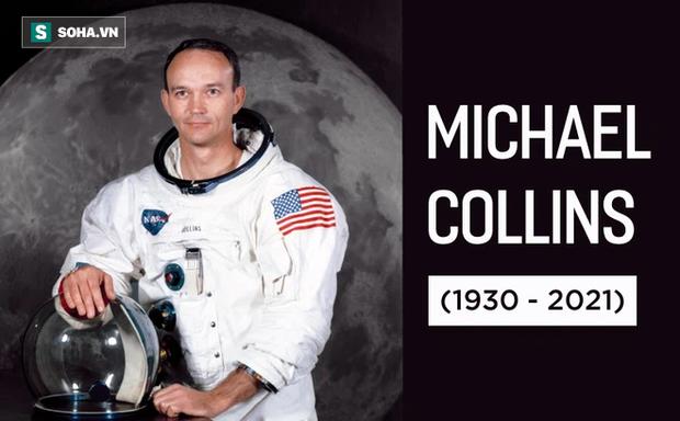 Điếu văn xúc động của TT Joe Biden: Vĩnh biệt Tướng Collins - Huyền thoại Mặt Trăng Apollo 11 - Ảnh 4.