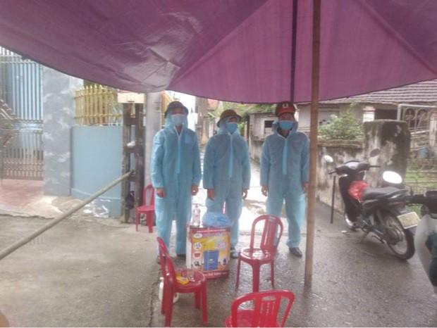 Nam thanh niên dương tính SARS-CoV-2 ở Hà Nam đã đi những đâu khi hết cách ly? - Ảnh 1.
