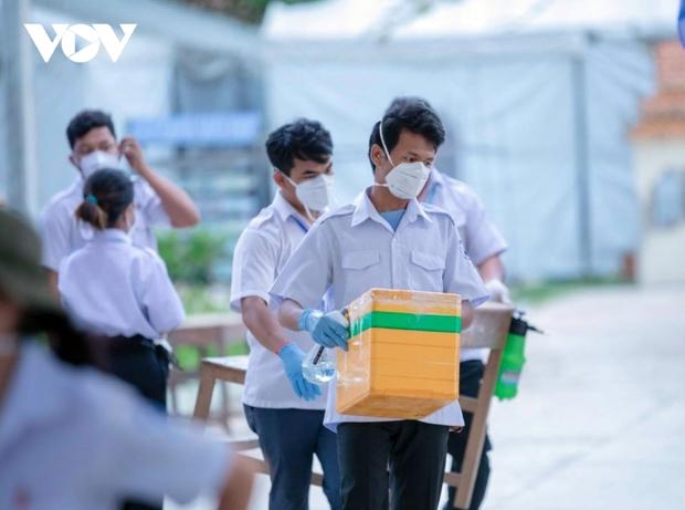 Campuchia tiếp tục lập kỷ lục với 880 ca mắc Covid-19 trong ngày - Ảnh 2.