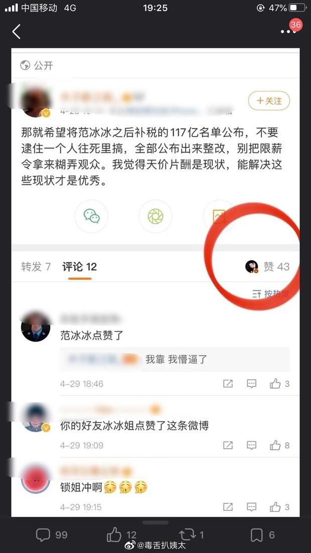 Phạm Băng Băng ủng hộ kêu gọi công khai danh sách những nghệ sĩ trốn thuế? - Ảnh 2.
