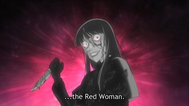 5 vụ án ghê rợn nhất Conan do netizen bình chọn: Ma nữ áo đỏ tàn độc chưa khiếp vía bằng thi thể ma cà rồng tự sát - Ảnh 7.