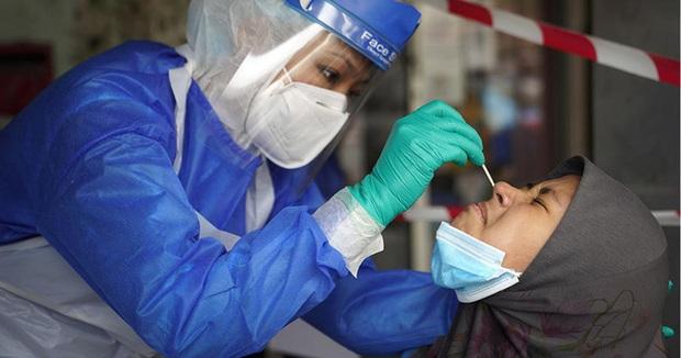 Thêm một quốc gia Châu Á có số ca mắc Covid-19 vượt quá 400.000 người, 3.412 ca nhiễm chỉ trong 1 ngày - Ảnh 1.
