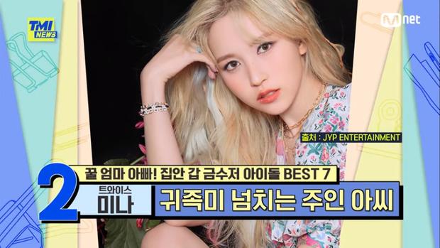 Rosé - Lisa (BLACKPINK) đứng đầu list sao Hàn có gia thế khủng, vượt qua Jung Hae In, Mina (TWICE) và cả dàn celeb - Ảnh 9.
