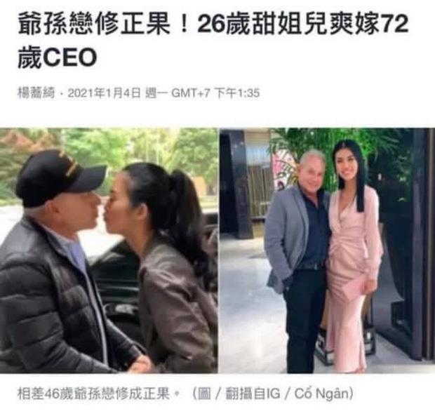 Gái Việt 26 tuổi lên livestream kể chuyện gây lộn với bồ tỷ phú 72 tuổi, câu chốt nghe xong dân tình muốn xỉu ngang - Ảnh 1.
