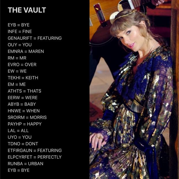 Taylor Swift bỗng đăng clip toàn mật mã lạ lùng, fan giải nhanh trong 7 nốt nhạc và trêu: Bà chị lại đánh giá thấp chúng tôi rồi! - Ảnh 3.