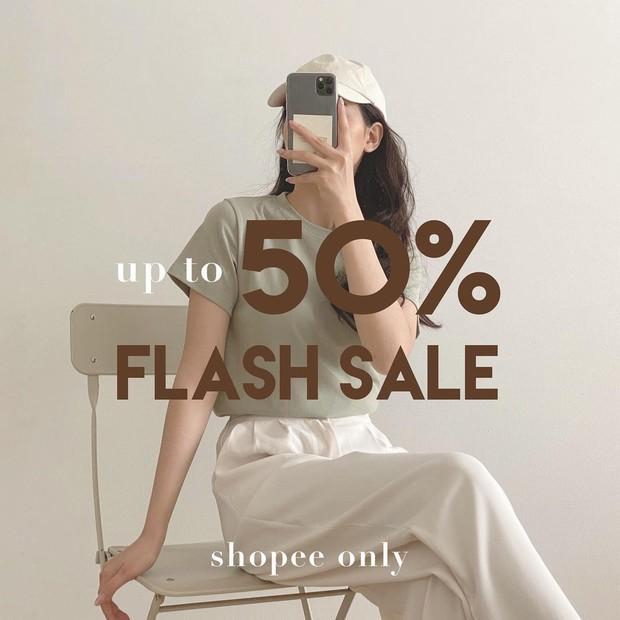 Loạt shop thời trang hot sale đẫm 4/4: Giảm đến 75%, cực nhiều đồ xinh - Ảnh 3.