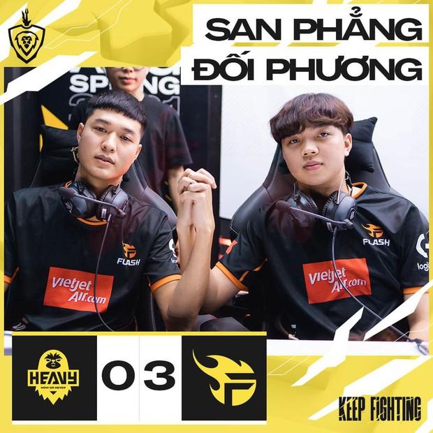 Team Flash giành thắng lợi thuyết phục, thách thức ngôi đầu của Saigon Phantom - Ảnh 1.