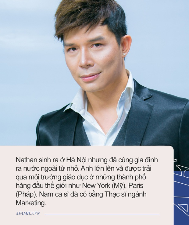 Gia đình của Nathan Lee - người vừa chặt đẹp Ngọc Trinh: Toàn học vấn cực khủng, đại trí thức trong xã hội chính là đây! - Ảnh 2.