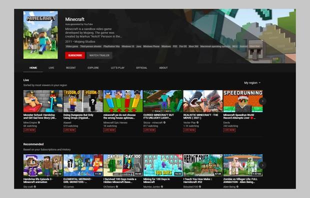Cảnh giác với những video về Minecraft con bạn đang xem trên YouTube: Chúng bẩn thỉu, chứa đầy máu me và bạo lực - Ảnh 3.