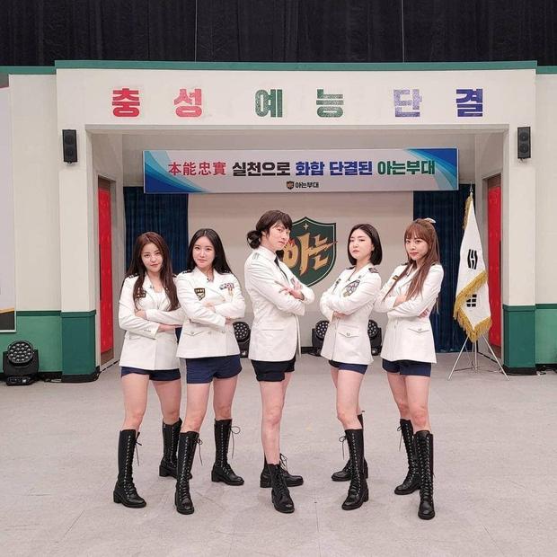 Brave Girls - nhóm nữ lội ngược dòng đỉnh nhất Kpop bất ngờ có thêm thành viên thứ 5, hóa ra là người quen! - Ảnh 5.