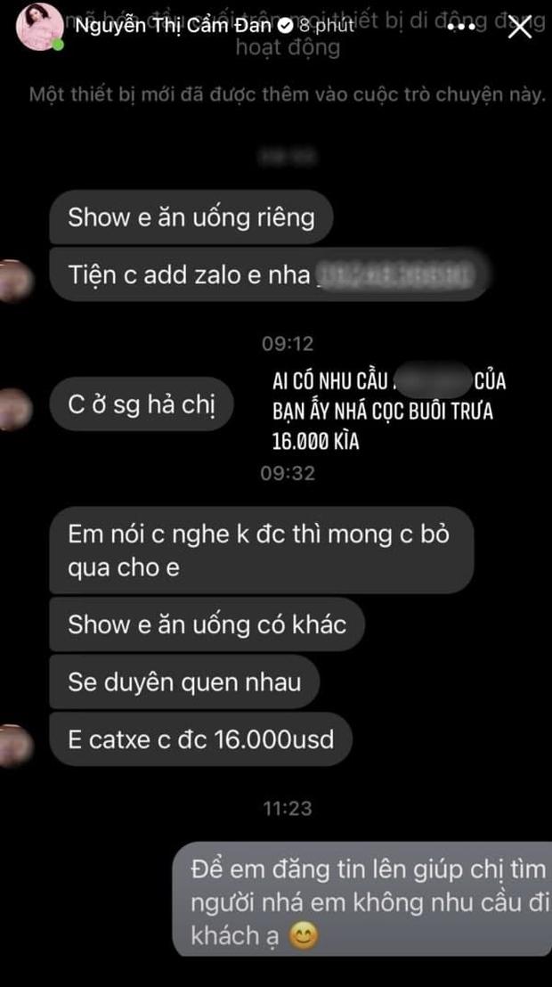 Tình trẻ của chồng cũ Lệ Quyên được mời đi ăn với giá 400 triệu đồng, mỹ nhân Hoa hậu Việt Nam phản ứng ra sao? - Ảnh 2.