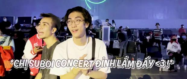 Karik hội ngộ học trò trong buổi tổng duyệt Rap Việt All-Star Concert, MCK - Tlinh không quên phát cẩu lương - Ảnh 2.