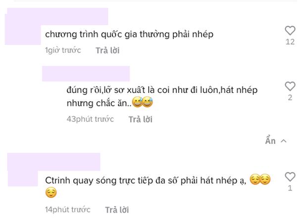 """Được đàn chị Mỹ Tâm chúc hát tốt, Hòa Minzy thật thà nhận luôn: """"Tụi em hát nhép"""" - Ảnh 3."""