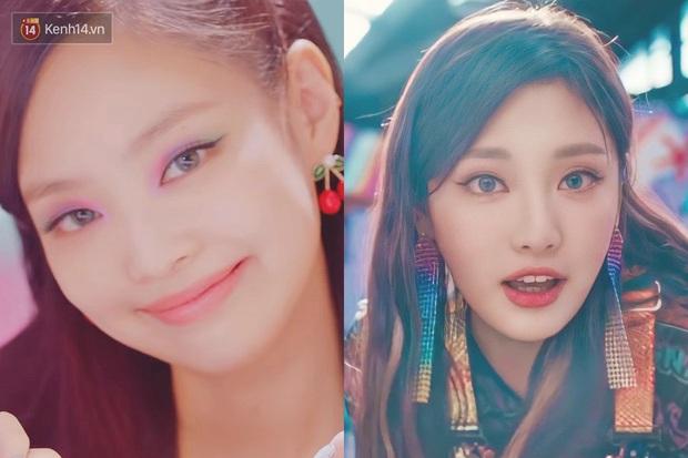 Bằng chứng cho thấy Ningning (aespa) chính là song sinh của Jennie: Cứ nhìn cách makeup, lên đồ là rõ - Ảnh 4.