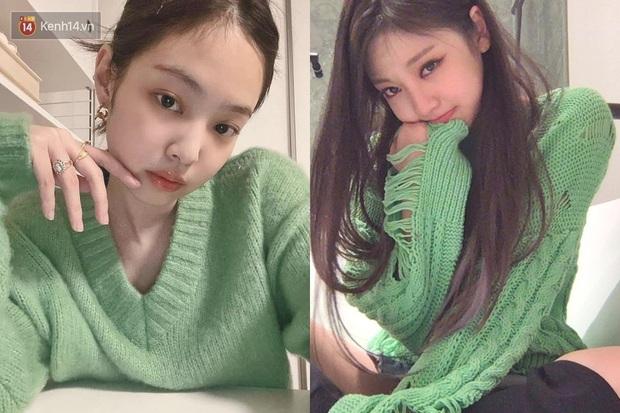 Bằng chứng cho thấy Ningning (aespa) chính là song sinh của Jennie: Cứ nhìn cách makeup, lên đồ là rõ - Ảnh 6.