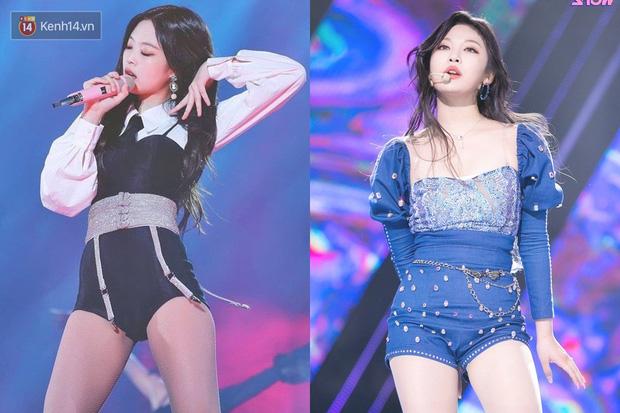 Bằng chứng cho thấy Ningning (aespa) chính là song sinh của Jennie: Cứ nhìn cách makeup, lên đồ là rõ - Ảnh 9.