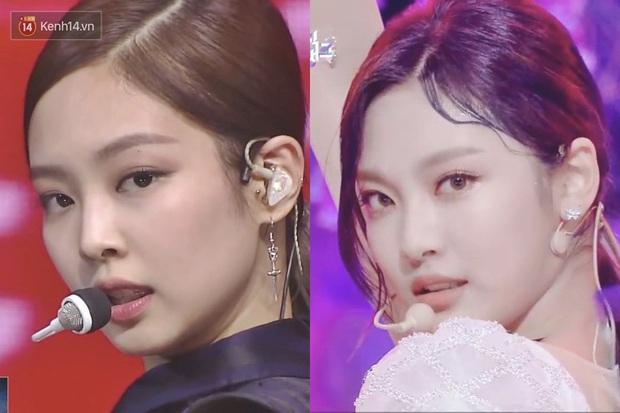 Bằng chứng cho thấy Ningning (aespa) chính là song sinh của Jennie: Cứ nhìn cách makeup, lên đồ là rõ - Ảnh 5.