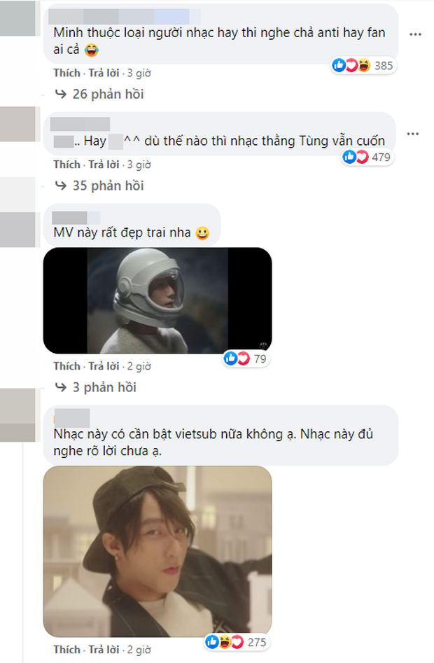 Netizen tấm tắc khen MV mới của Sơn Tùng hậu drama trà xanh: Không cần Vietsub nữa rồi, nghe rất rõ lời - Ảnh 4.