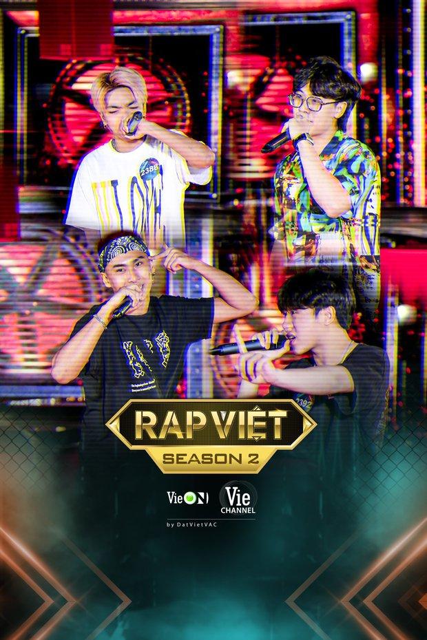 Rap Việt mùa 2 sẽ lên sóng sớm vào tháng 5 bằng vòng casting! - Ảnh 1.