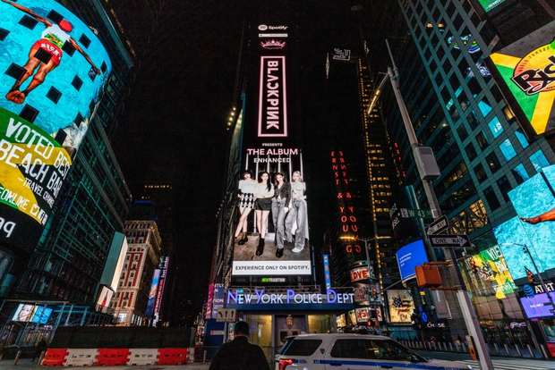 Bích Phương vừa có banner xuất hiện ở Quảng trường Thời đại, ngay vị trí của Taylor Swift, BLACKPINK, TWICE, Ariana Grande... trước đây! - Ảnh 5.