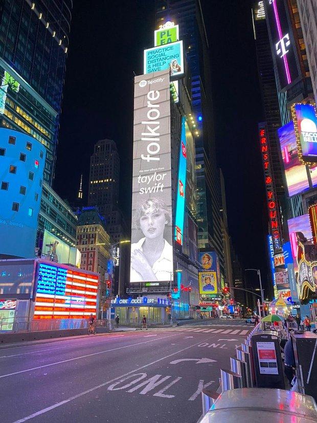 Bích Phương vừa có banner xuất hiện ở Quảng trường Thời đại, ngay vị trí của Taylor Swift, BLACKPINK, TWICE, Ariana Grande... trước đây! - Ảnh 7.