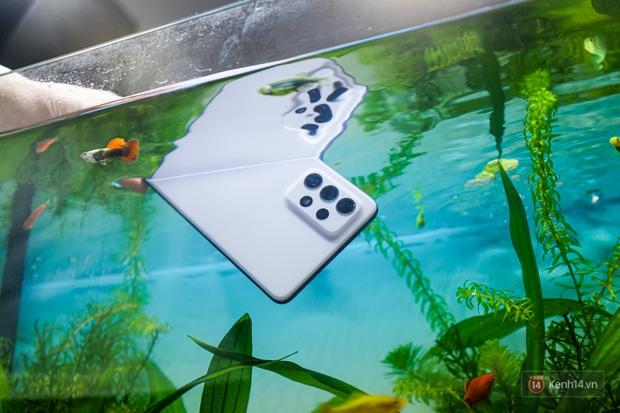 Hướng dẫn chụp ảnh khám phá Thế giới dưới nước với Galaxy A72 - Ảnh 3.
