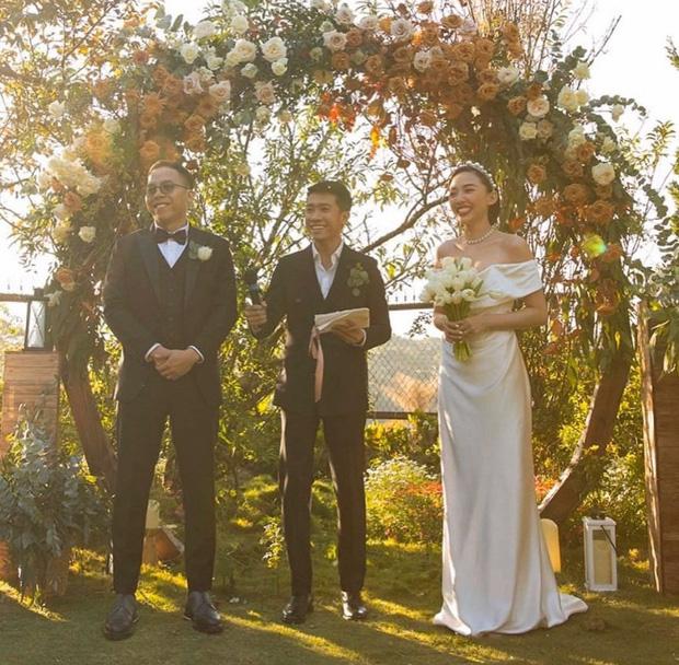 Tóc Tiên lần đầu hé lộ về nghi thức đặc biệt trong đám cưới tại Đà Lạt, tưởng đâu lãng mạn nhưng cái kết có vẻ hơi xu - Ảnh 3.