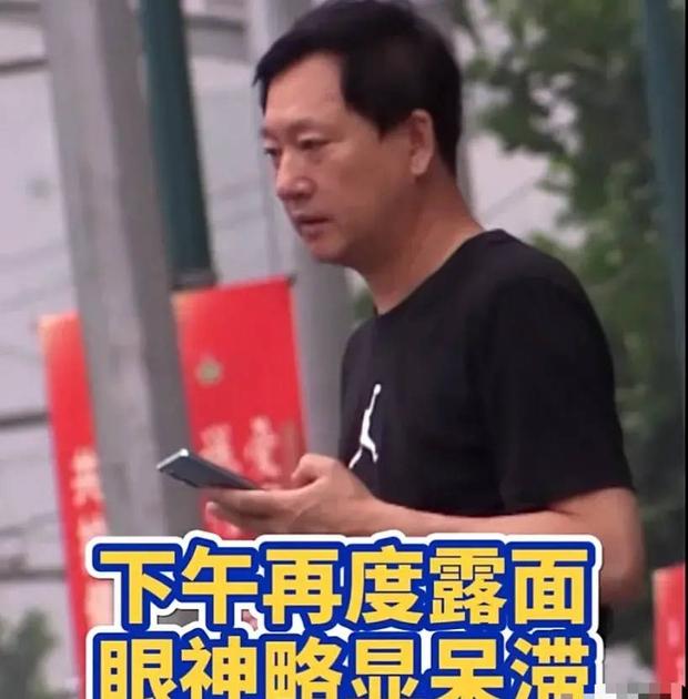 Bố Trịnh Sảng lần đầu xuất hiện sau 3 tháng scandal chấn động nổ ra, lộ gương mặt tiều tụy giữa lúc con gái bị tố trốn thuế - Ảnh 6.