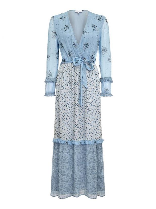 Công nương Kate mặc váy cũ chụp ảnh kỷ niệm 10 năm ngày cưới, nhưng đây là bộ váy nhìn chán nhất tủ đồ của cô - Ảnh 4.