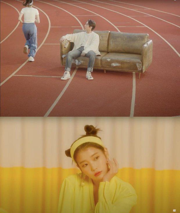 Hết bị tố nhạc giống hit của Đào Bá Lộc, các khung hình trong MV mới của Sơn Tùng lại bị soi na ná MV của IU từ 2 năm trước - Ảnh 7.