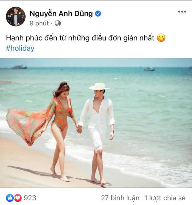 Anh Dũng cuối cùng cũng đã xác nhận hẹn hò chị đẹp Trương Ngọc Ánh bằng khoảnh khắc cực ngọt - Ảnh 2.