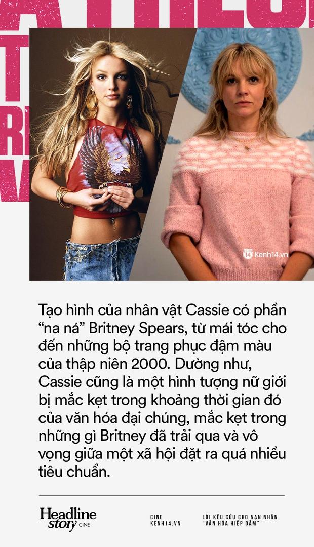 """Cô Gái Trẻ Hứa Hẹn: Lời kêu cứu thay cho Britney Spears, Paris Hilton và những nạn nhân của """"văn hóa hiếp dâm"""" - Ảnh 15."""