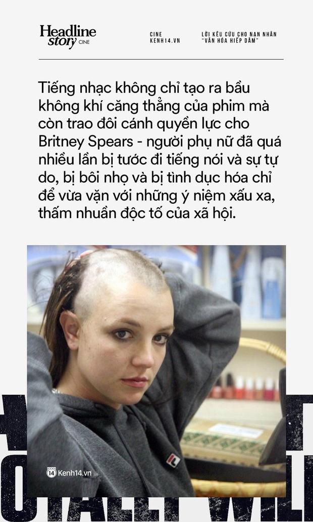 """Cô Gái Trẻ Hứa Hẹn: Lời kêu cứu thay cho Britney Spears, Paris Hilton và những nạn nhân của """"văn hóa hiếp dâm"""" - Ảnh 16."""
