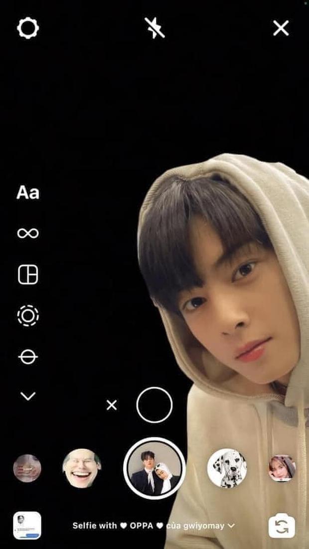 Loạt filter selfie cùng idol rất thật trân trên Instagram đang khiến hội chị em phát cuồng - Ảnh 6.