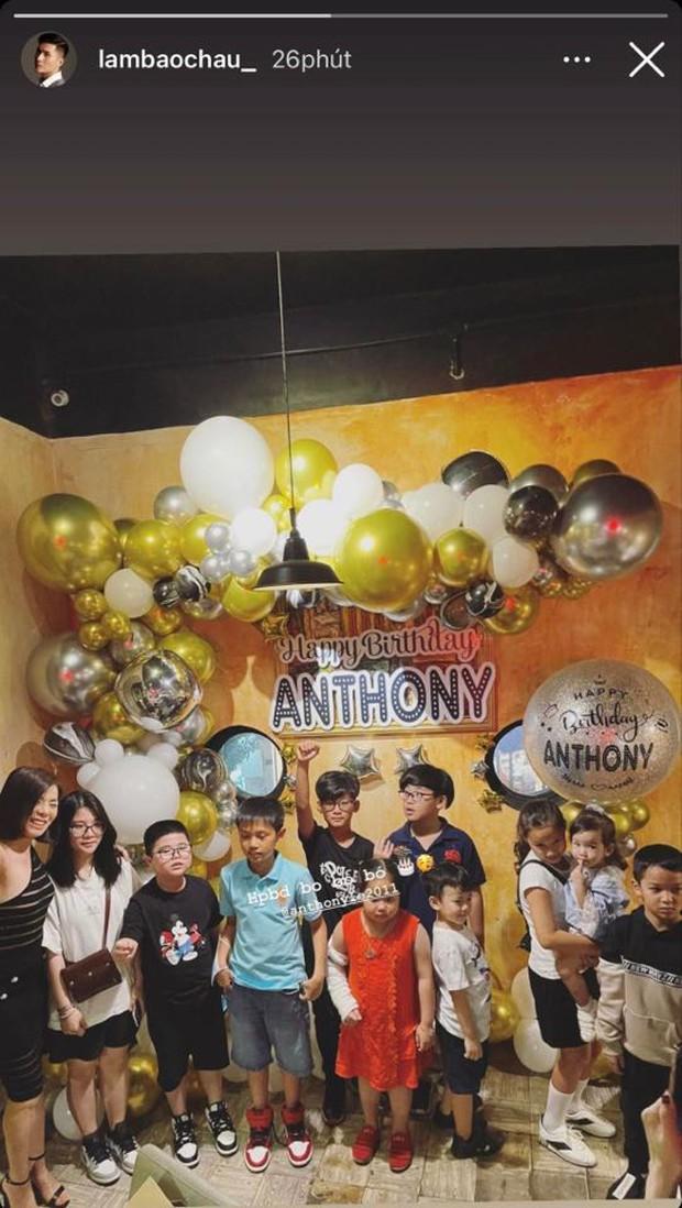Lệ Quyên và tình trẻ Lâm Bảo Châu cùng tổ chức sinh nhật cho con trai, ngày càng ra dáng gia đình nhỏ Vbiz rồi đây - Ảnh 6.