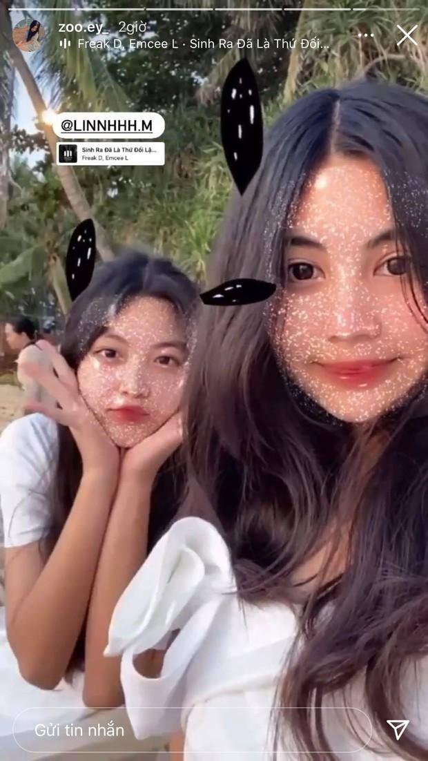 Lọ Lem - ái nữ nhà MC Quyền Linh đón sinh nhật tuổi 16 ở Phú Quốc, nhìn bàn tiệc trên bãi biển là biết xịn cỡ nào - Ảnh 3.