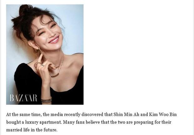 Mật báo Kbiz: Hé lộ list tình cũ của Jisoo (BLACKPINK), Lisa bị nam thần 1m91 phản bội, Kim Woo Bin - Shin Min Ah sắp cưới - Ảnh 18.