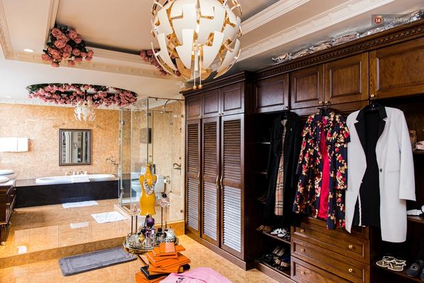 Rich kid đi xe Maybach chịu chơi nhất MXH: Ở biệt thự 7,5 triệu USD thuộc khu nhà giàu Phú Mỹ Hưng, ngắm nội thất mà xỉu vì sự giàu có - Ảnh 16.