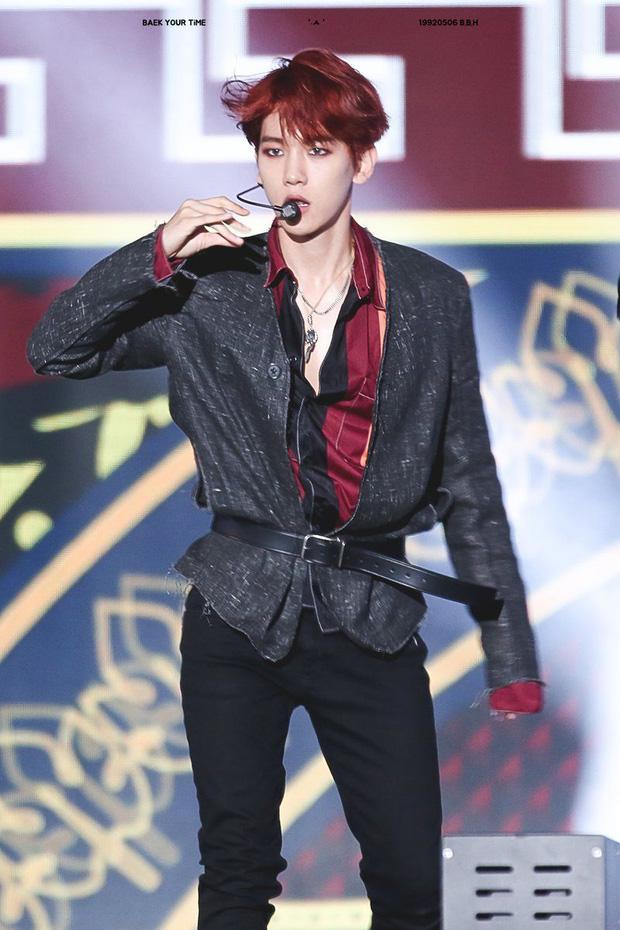 """Bị nghi biệt đãi trong quân ngũ, Baekhyun (EXO) khiến Knet """"quay xe"""" bàng hoàng vì giờ mới hé lộ bệnh nặng - Ảnh 3."""