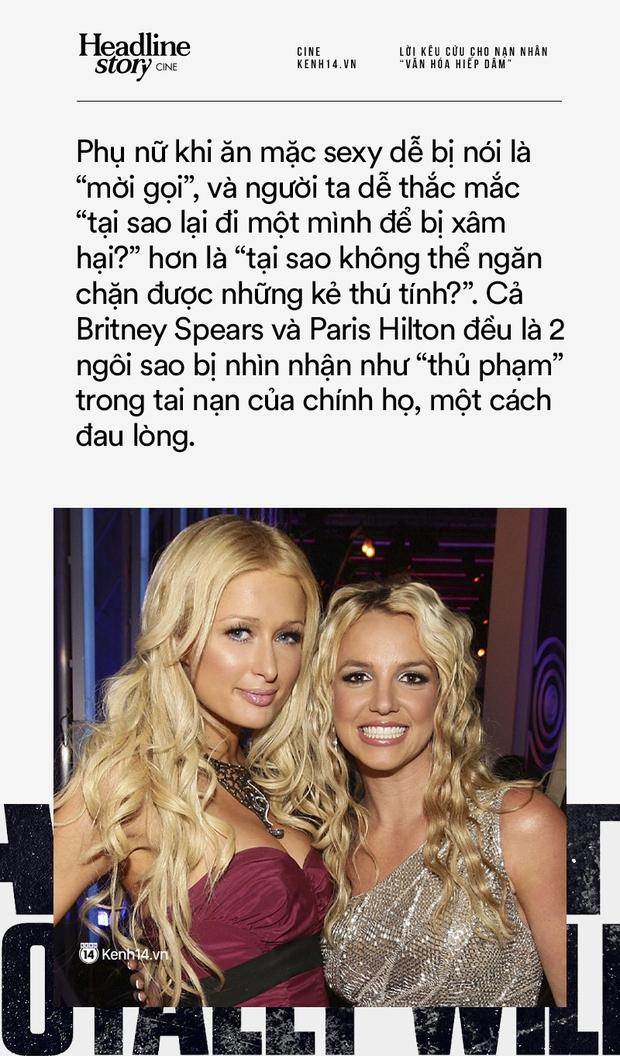 """Cô Gái Trẻ Hứa Hẹn: Lời kêu cứu thay cho Britney Spears, Paris Hilton và những nạn nhân của """"văn hóa hiếp dâm"""" - Ảnh 8."""