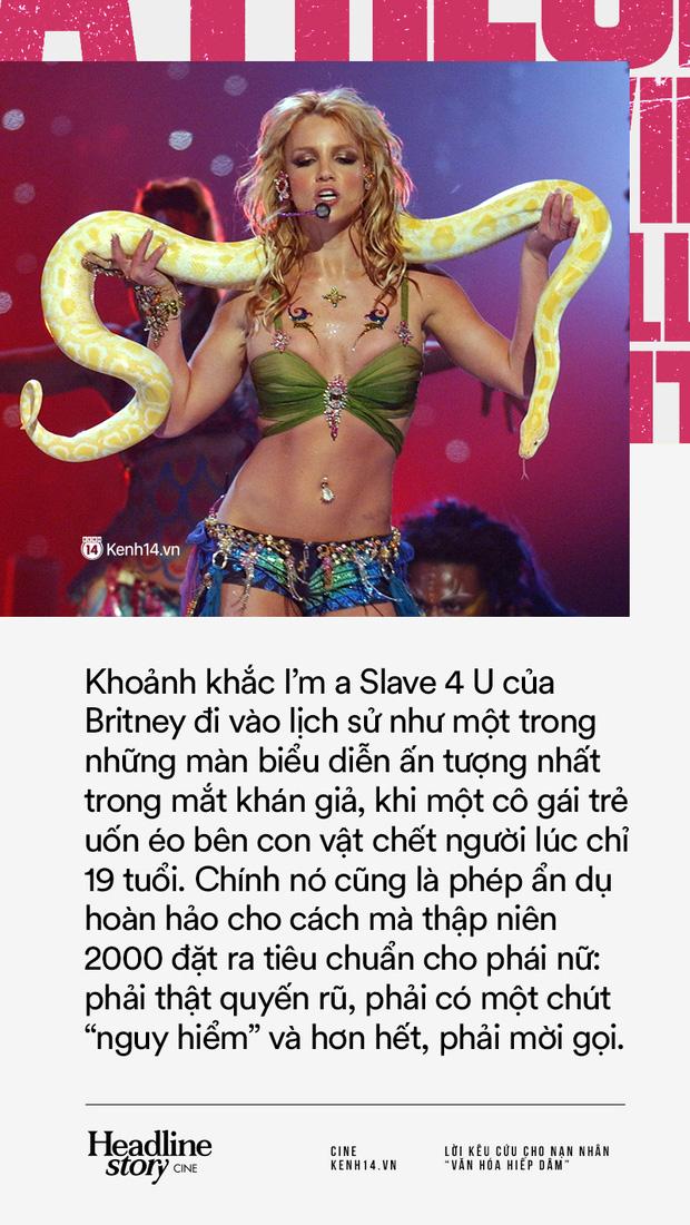 """Cô Gái Trẻ Hứa Hẹn: Lời kêu cứu thay cho Britney Spears, Paris Hilton và những nạn nhân của """"văn hóa hiếp dâm"""" - Ảnh 10."""